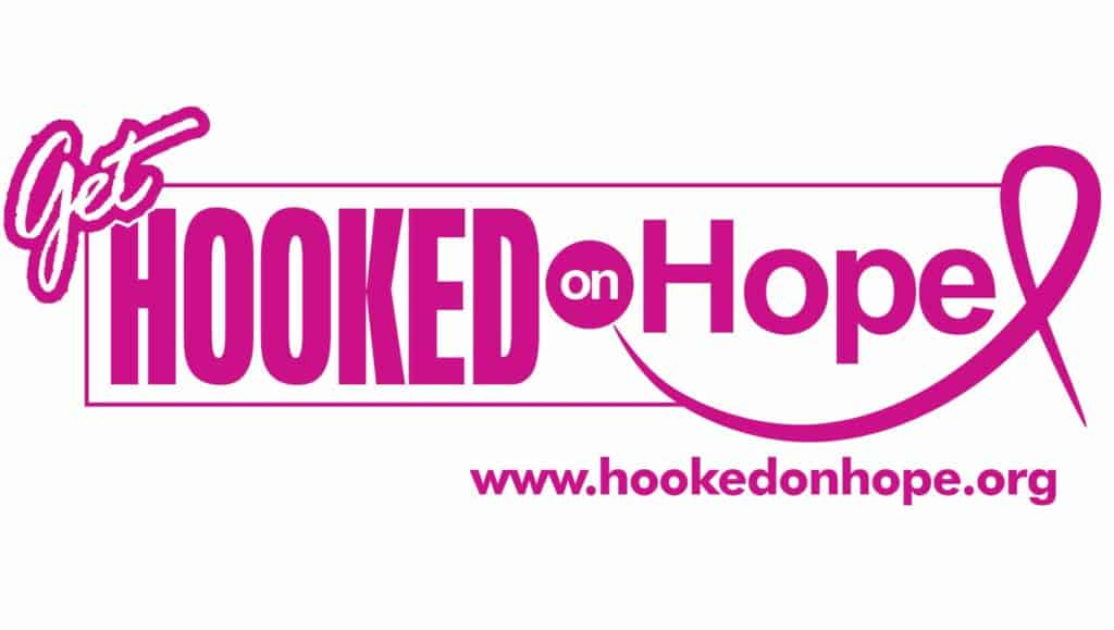 Hooked on Hope is a wonderful organization totally dedicated to women and breast cancer.